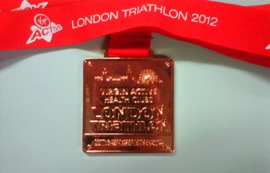 charlie-hammon-London-2012 triathlon