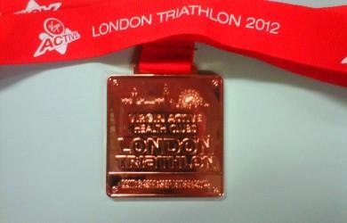 charlie-hammon-London-2012 triathlon