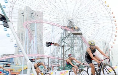 ITU World Triathlon Series Yokohama