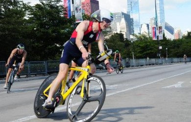 Chris Owens - 2015 ITU World Triathlon Grand Final Chicago