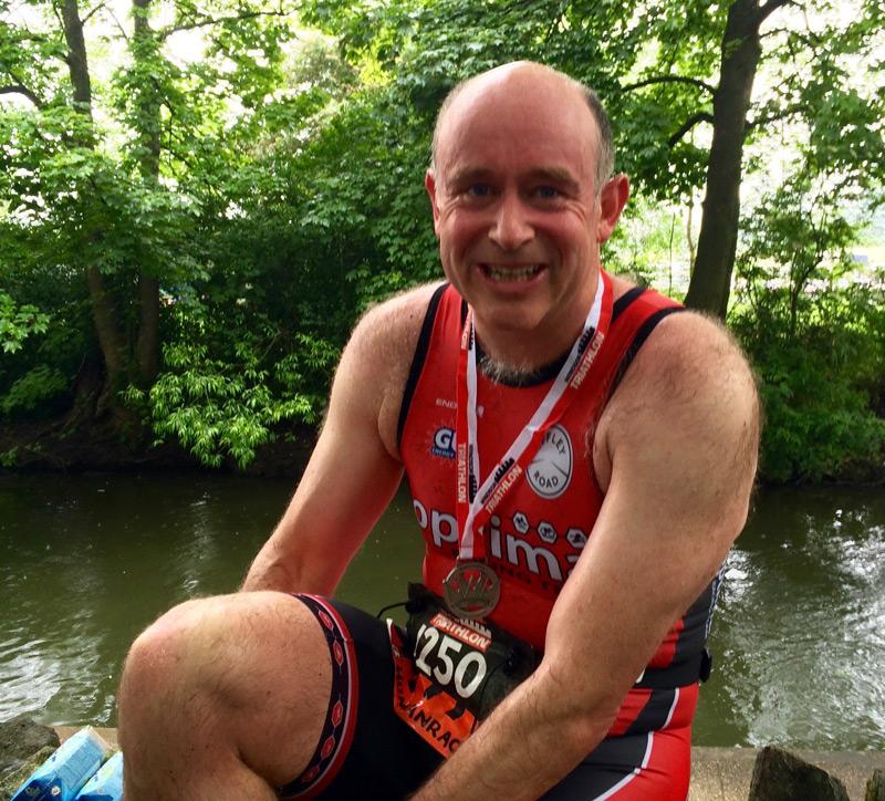 Steve McCann, Windsor Triathlon