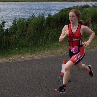 Nellie Hodgson Race Report