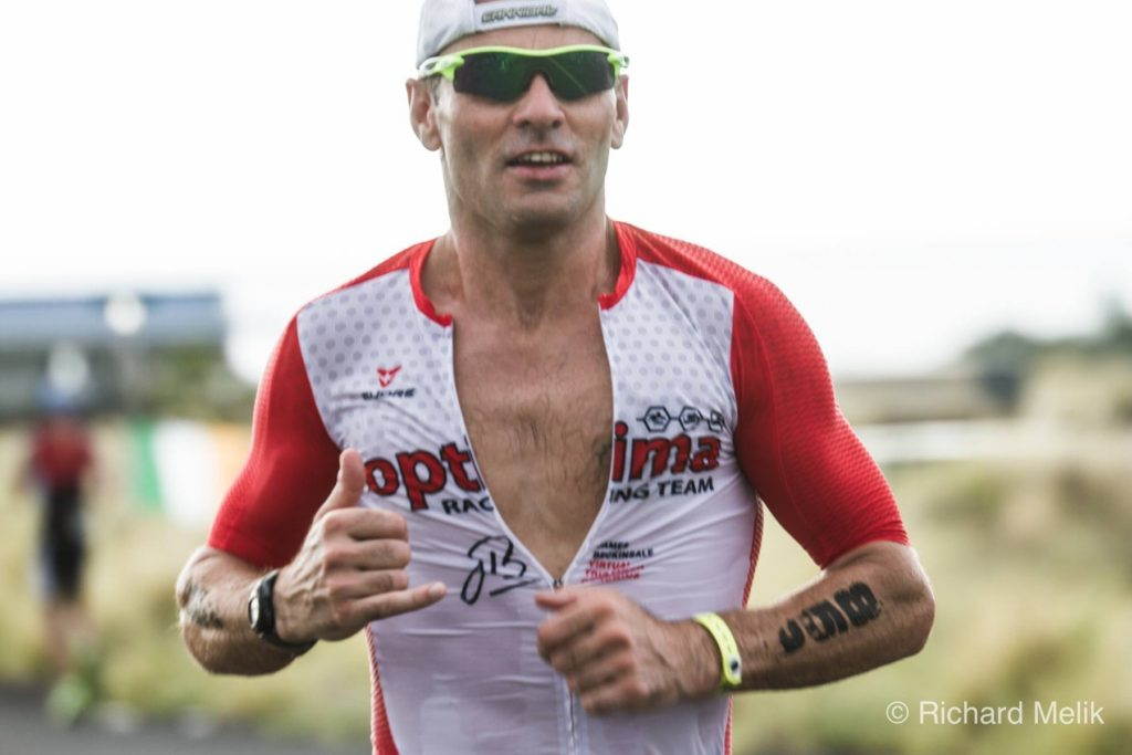James Beckinsale, Kona 2016