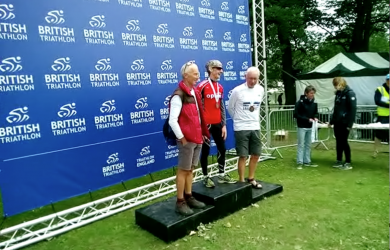 Chris Owens, British Triathlon Championships